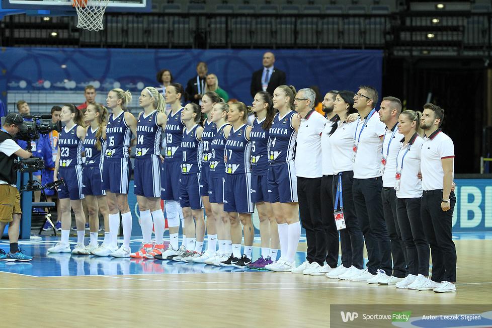 Eurobasket Women 2017: Turcja - Słowacja 72:56 (galeria)
