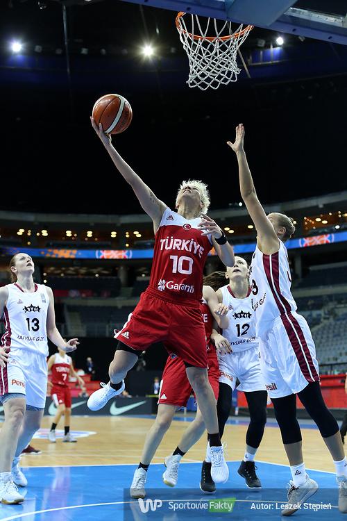 Eurobasket Women 2017: Łotwa - Turcja 63:72 (galeria)