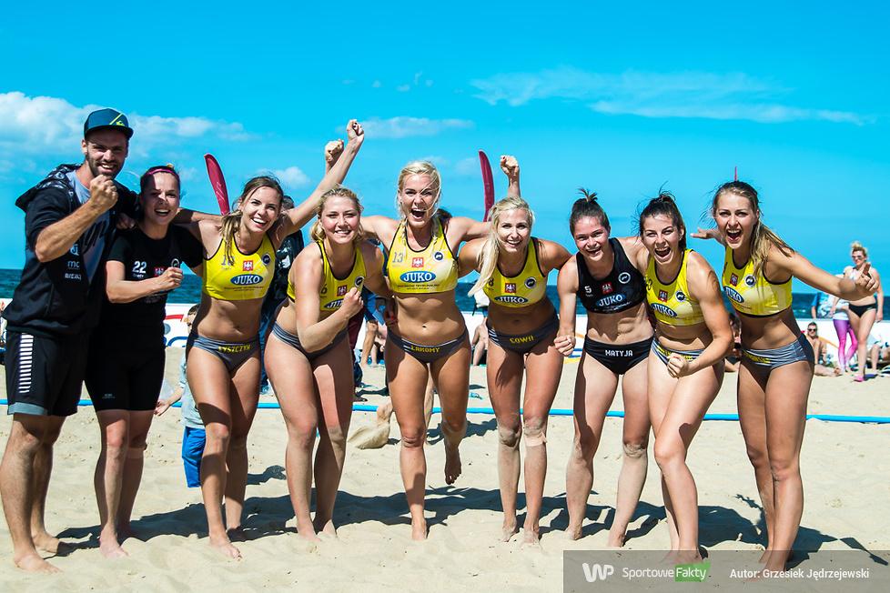 Polish Beach Handball Gdańsk 2017 (galeria)