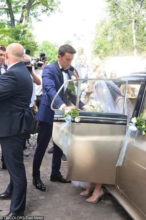 Agnieszka Radwańska i Dawid Celt wzięli ślub! (galeria)