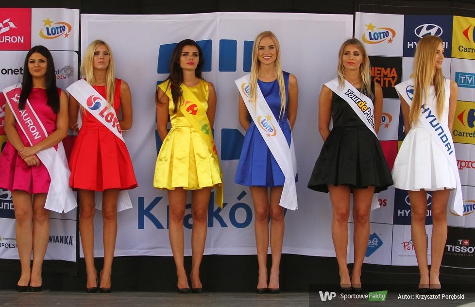 74. Tour de Pologne - start I etapu (galeria)