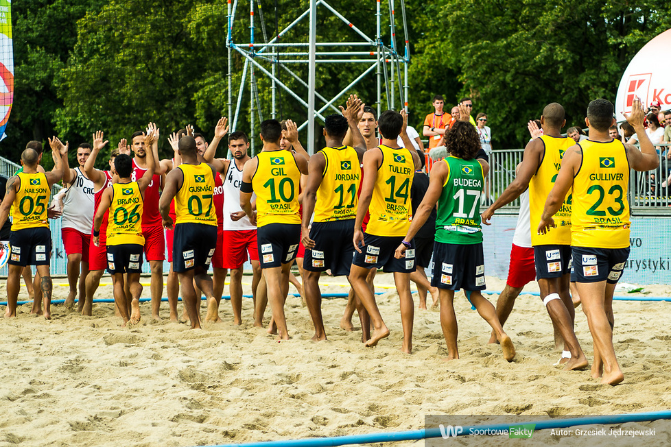 The World Games 2017 - Brazylia - Chorwacja 2:1 (galeria)