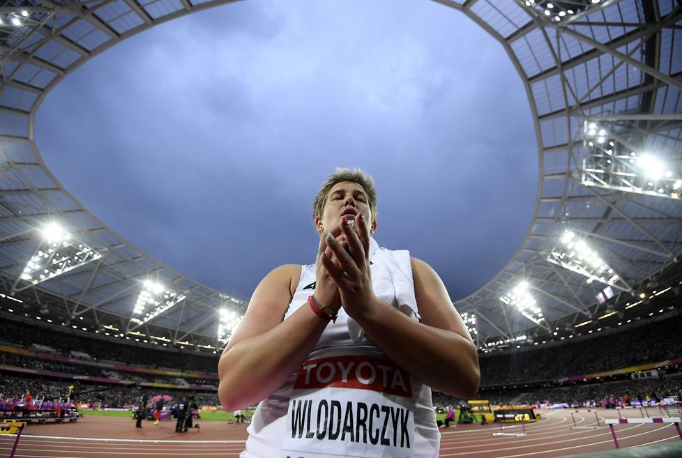 MŚ Londyn 2017: Olbrzymi sukces i radość Anity Włodarczyk. Pokonała kontuzję i została mistrzynią świata! (galeria)