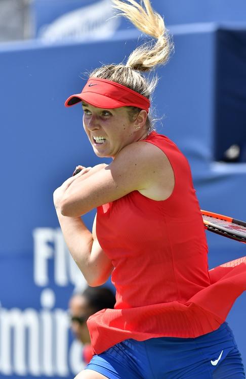 Elina Switolina mistrzynią Rogers Cup (galeria)