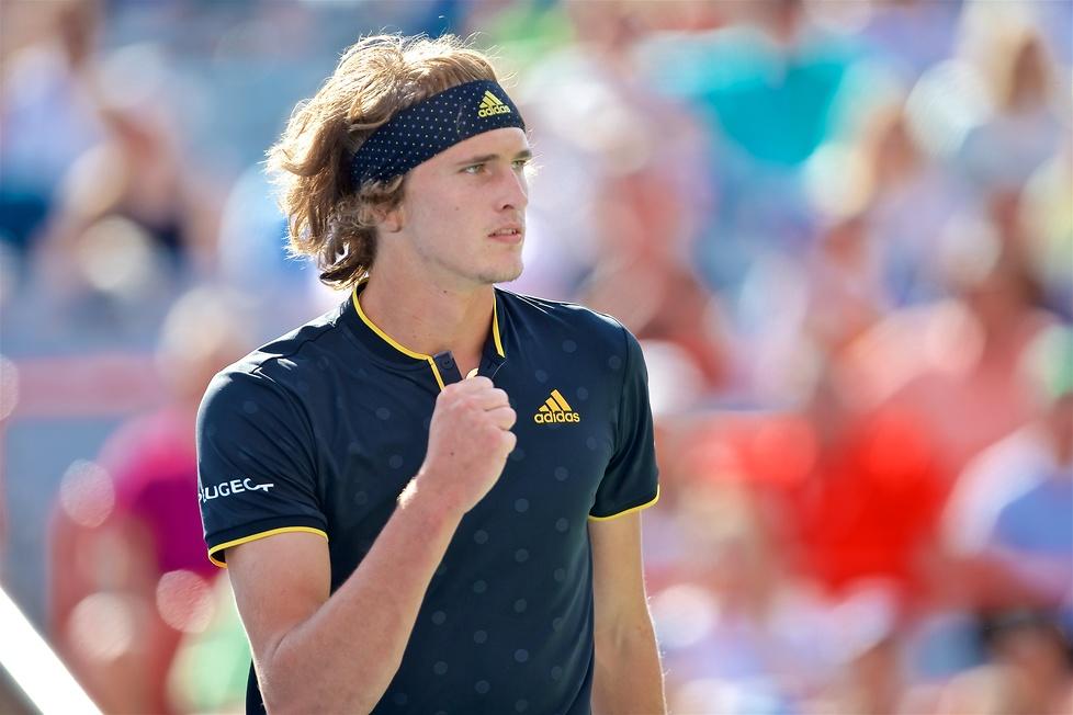 Alexander Zverev lepszy od Rogera Federera w finale turnieju w Montrealu (galeria)