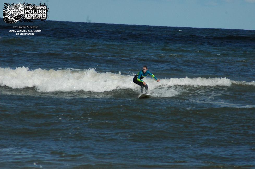 Mistrzostwa Polski w surfingu kobiet i kategoriach juniorskich (galeria)