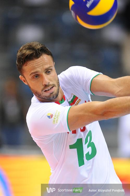 ME 2017 w siatkówce: Bułgaria - Hiszpania 3:0 (galeria)