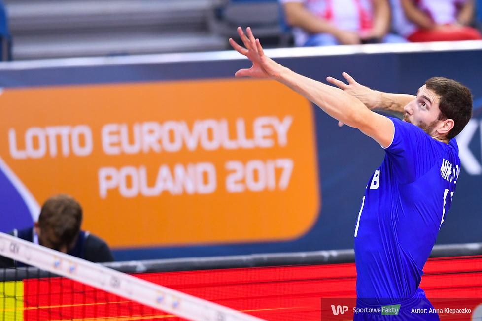 ME 2017 w siatkówce: Rosja - Słowenia 3:0 (galeria)