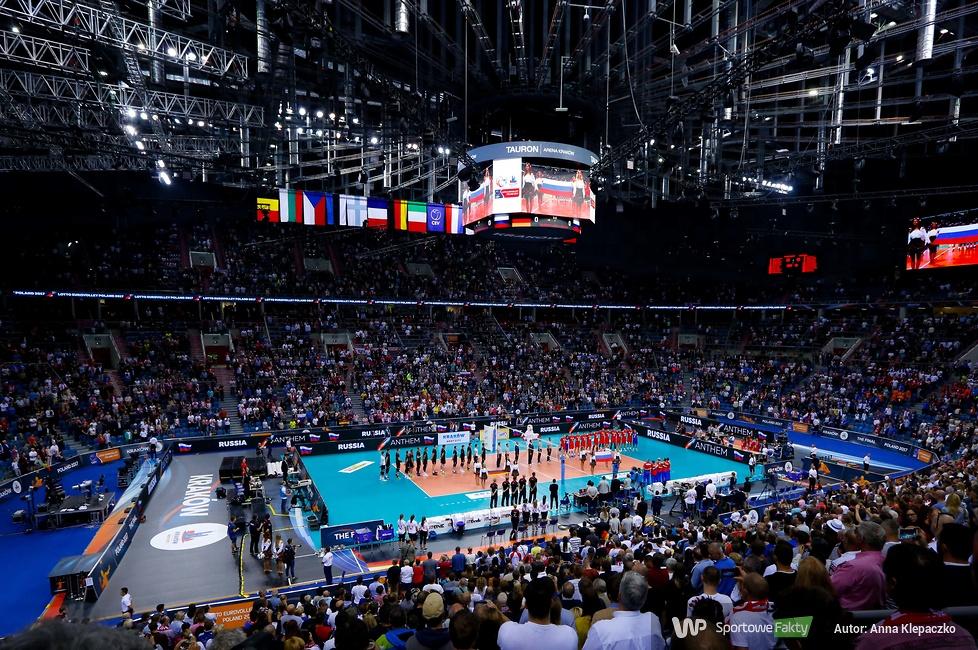 ME 2017 w siatkówce: Niemcy - Rosja 2:3 (galeria)