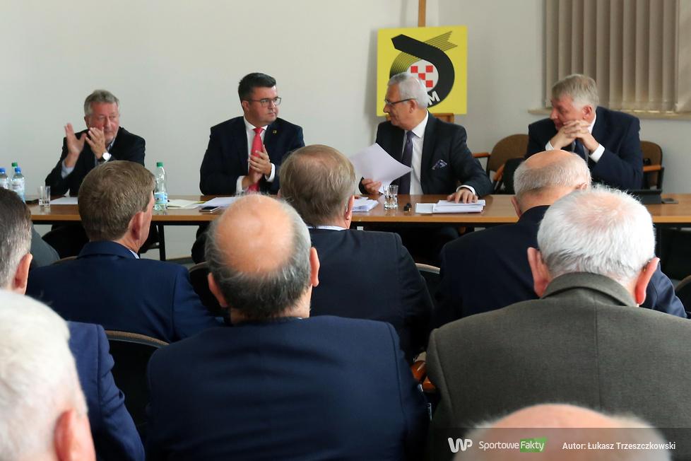 Zmiana na stanowisku Prezesa Polskiego Związku Motorowego (galeria)