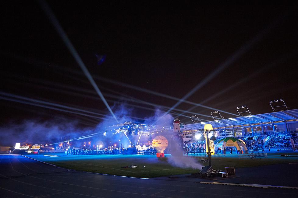 Grupa Babilon Promotion postanowiła zorganizować galę na Stadionie MOS...