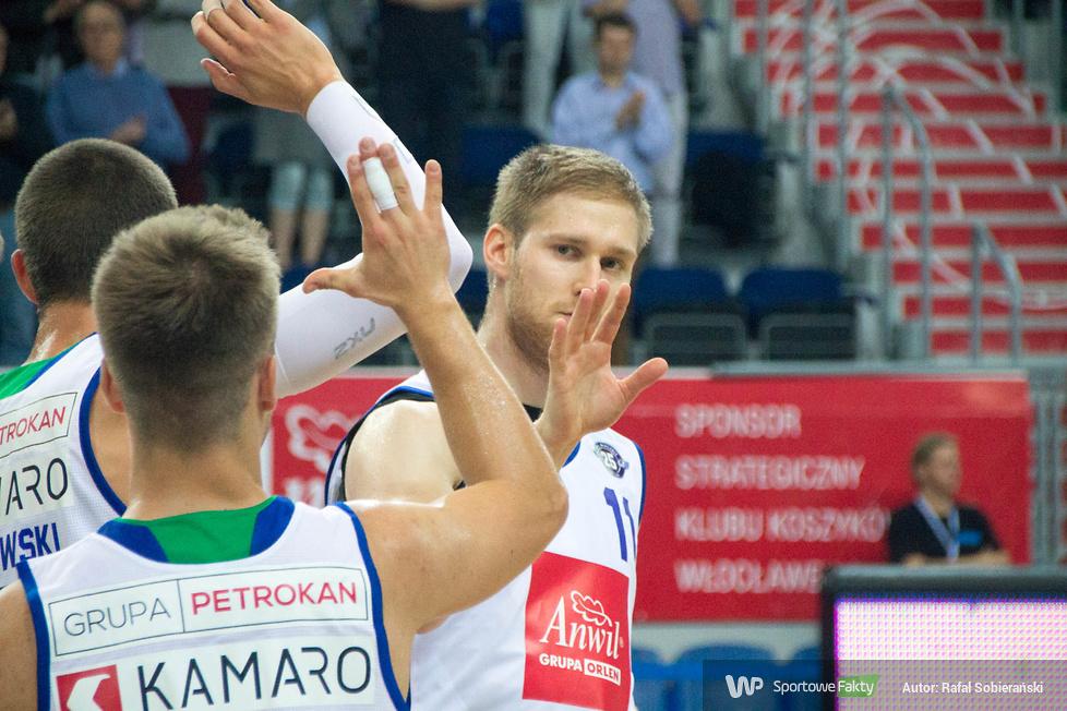 Kasztelan Basketball Cup 2017: Anwil Włocławek - Norrkoping Dolphins 69:70 (galeria)