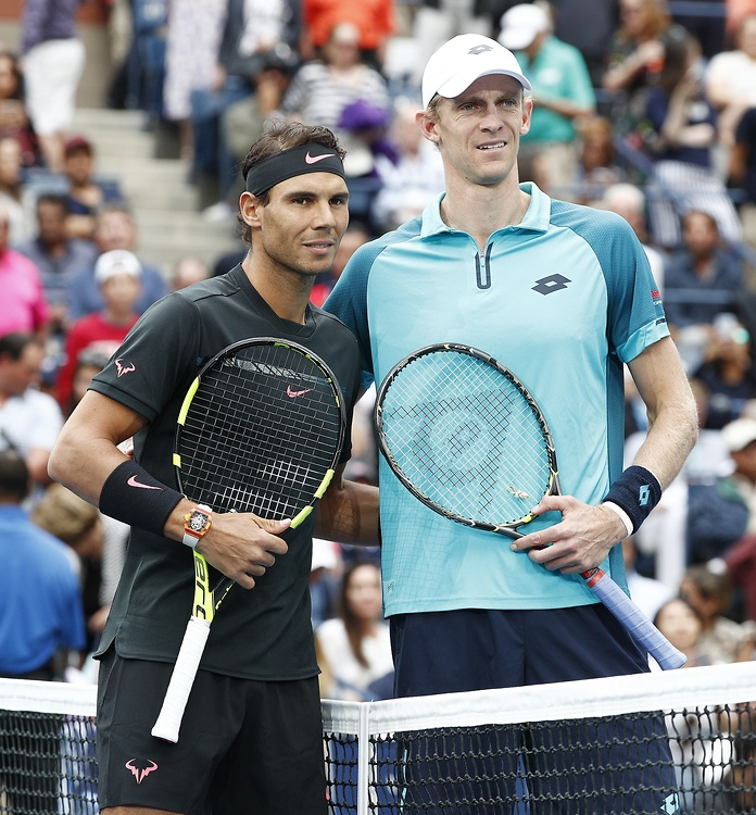 Rafael Nadal triumfatorem US Open 2017 (galeria)