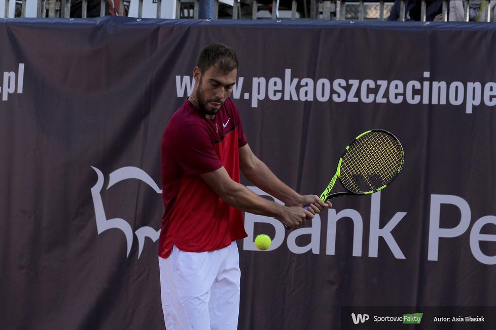 Challenger Szczecin: Jerzy Janowicz - Guillermo Duran 2:0 (galeria)