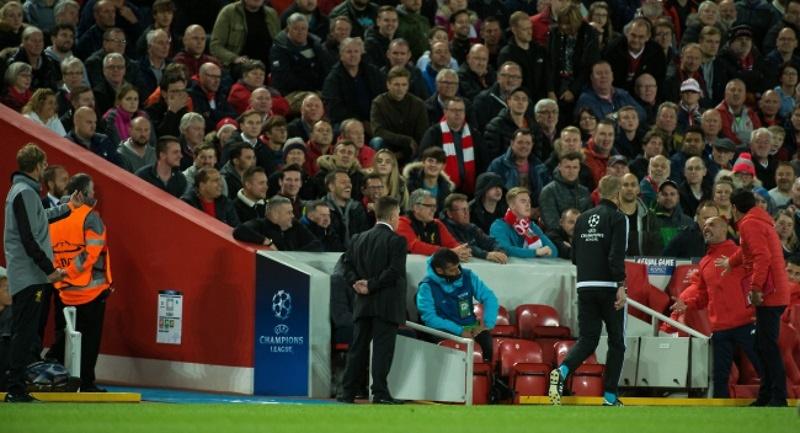 Emocje po meczu Ligi Mistrzów. Juergen Klopp zdenerwowany (galeria)
