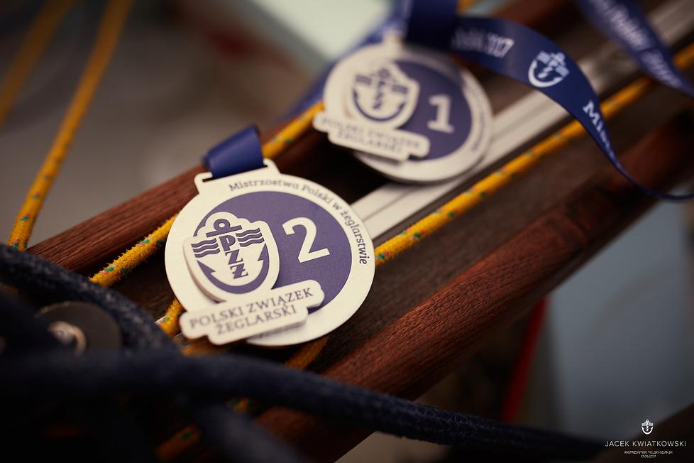 Rozdano medale żeglarskich mistrzostw Polski (galeria)