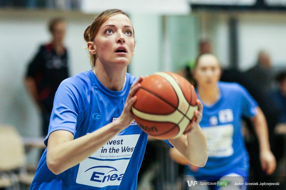 Basket 90 Gdynia - InvestInTheWest AZS AJP Gorzow Wielkopolski 93:75 (galeria)