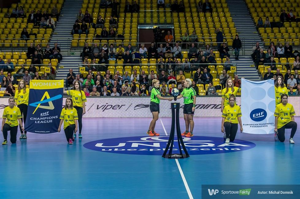 Liga Mistrzyń: Vistal Gdynia - CSM Bukareszt 23:34 (galeria)