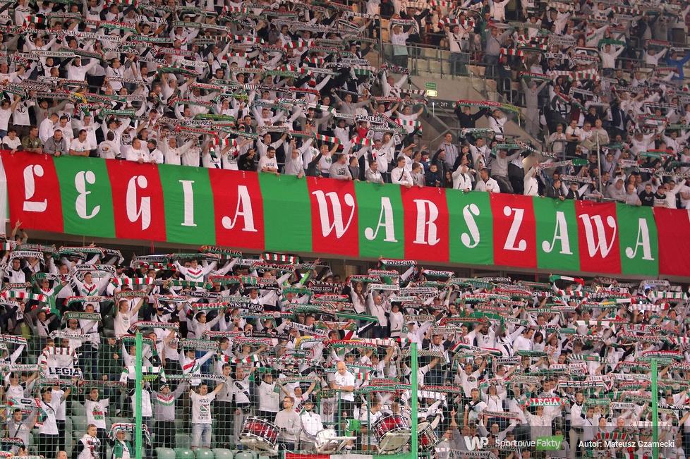 Legia Warszawa - Lechia Gdańsk 1:0 (galeria)