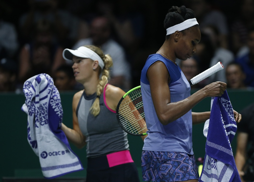 Karolina Woźniacka triumfatorką Mistrzostw WTA (galeria)