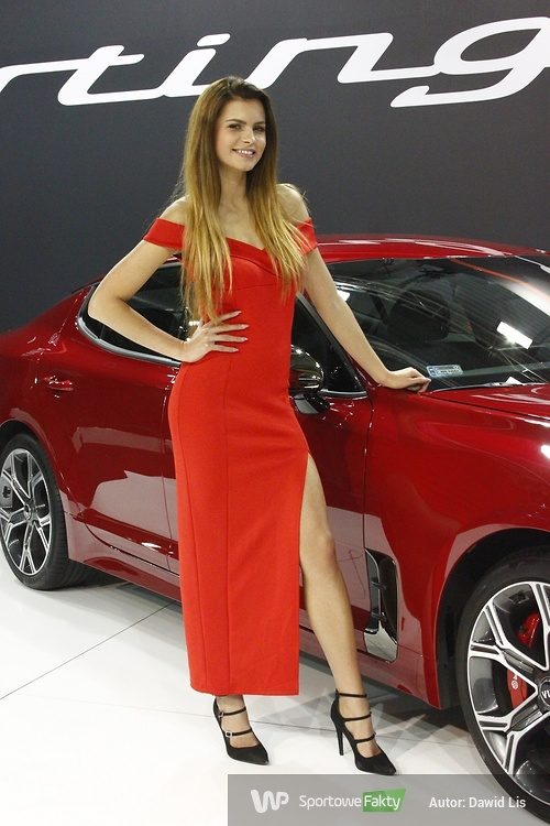 Hostessy podczas Warsaw Moto Show 2017 (galeria)