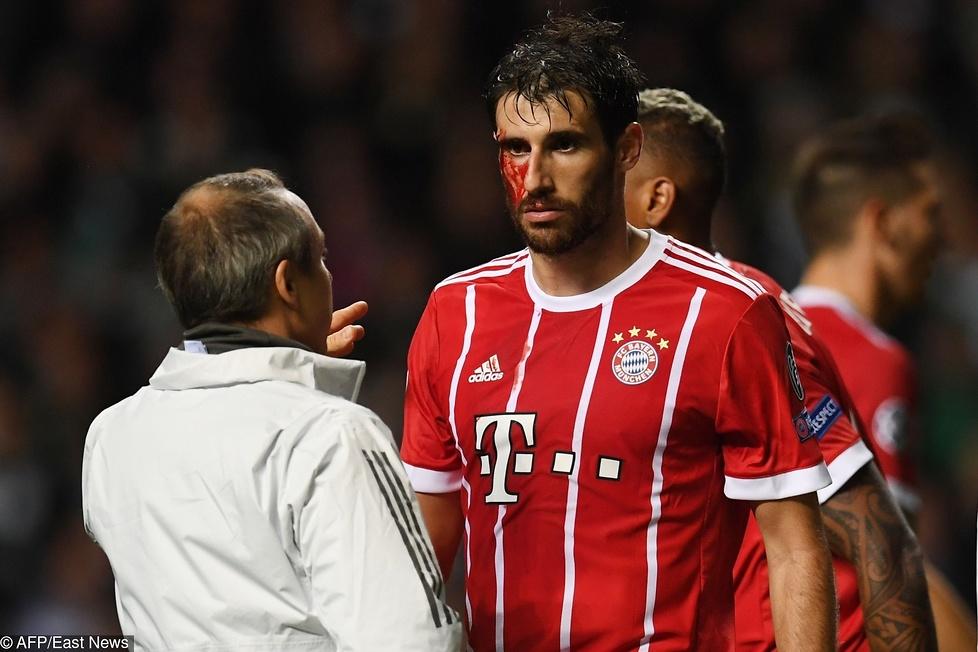 Ostatecznie Bayern wygrał 2:1 i zapewnił sobie awans do kolejnej fazy ...