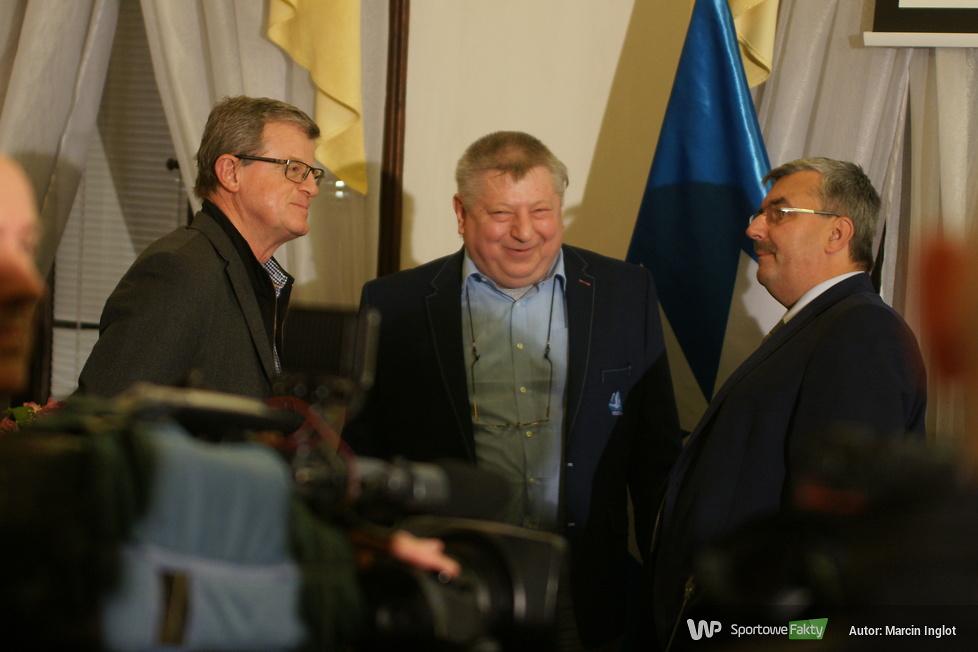 Konferencja prasowa Stali Rzeszów (galeria)