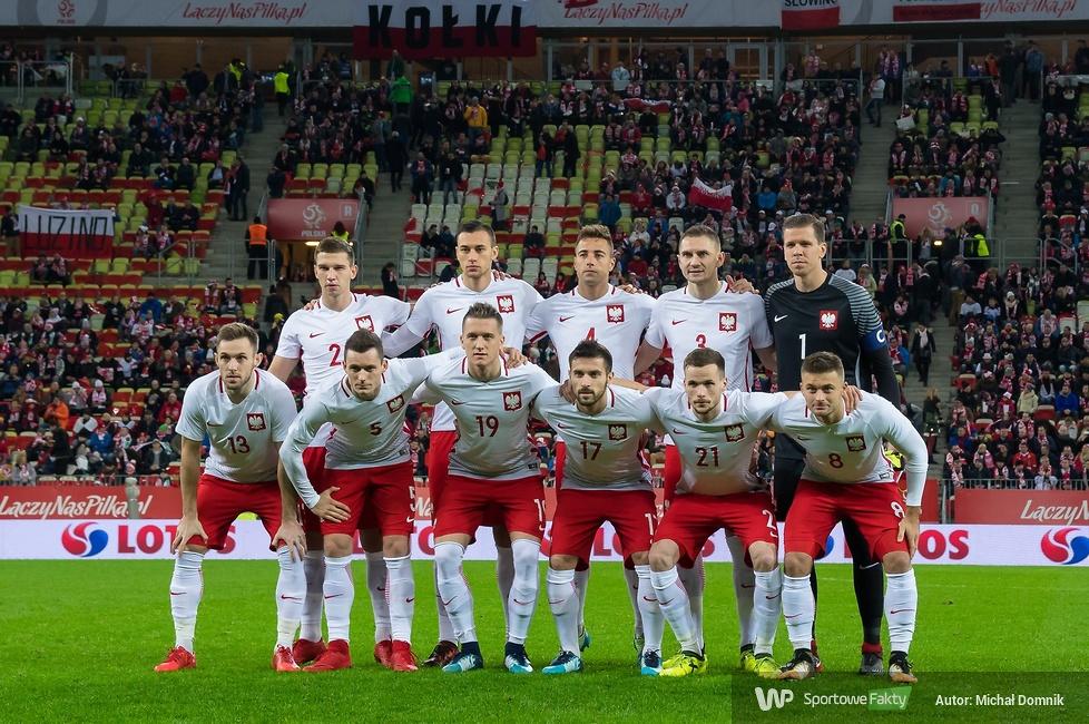 Polska - Meksyk 0:1 (galeria)