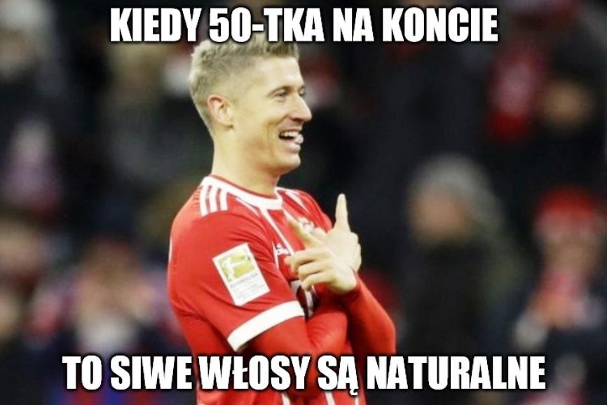 To miało być starcie polskich napastników, ale król jest tylko jeden - memy po meczu Anderlecht - Bayern
