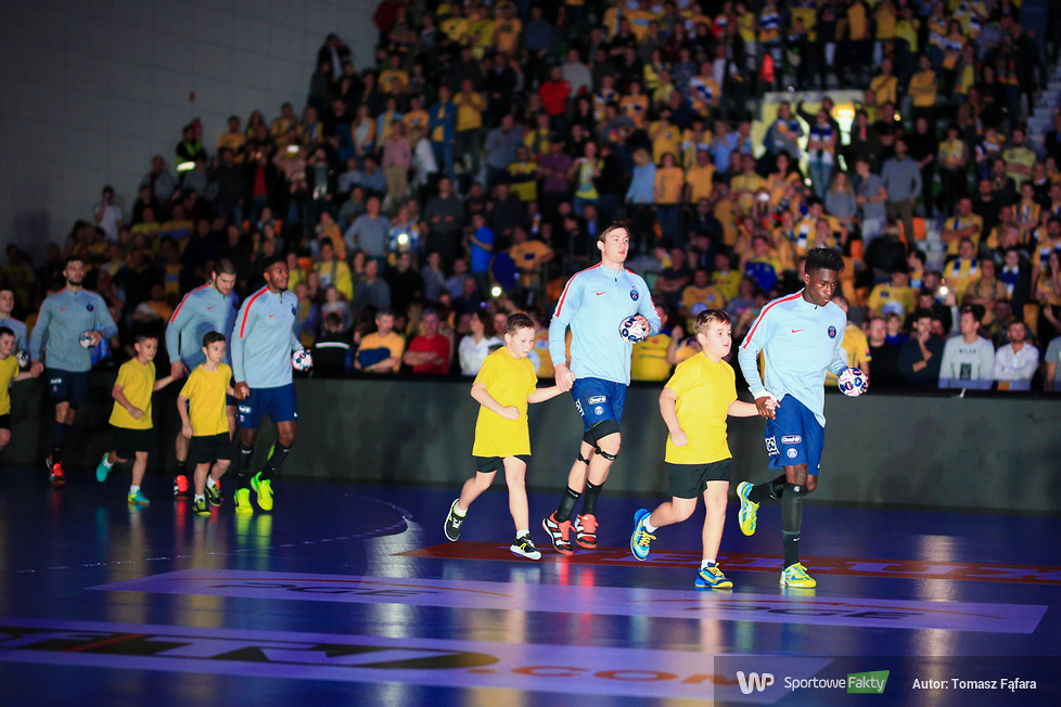 PGE Vive Kielce - PSG Handball 29:30 (galeria)