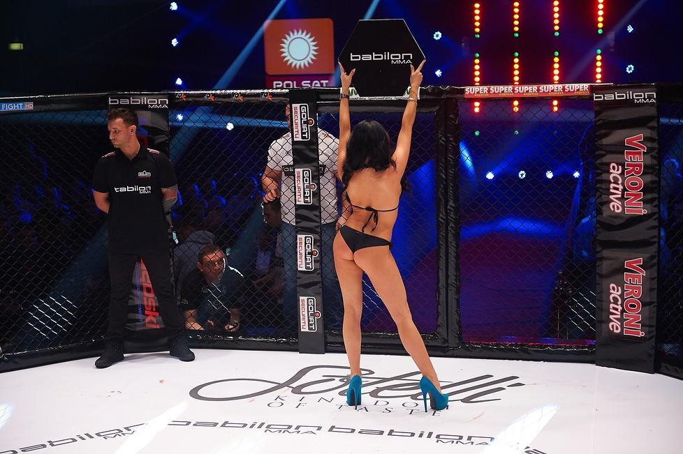 Ring girls gali Babilon MMA 2 w Legionowie (galeria)