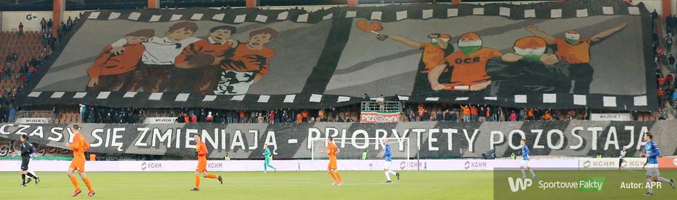 KGHM Zagłębie Lubin - Lech Poznań 0:0 (galeria)