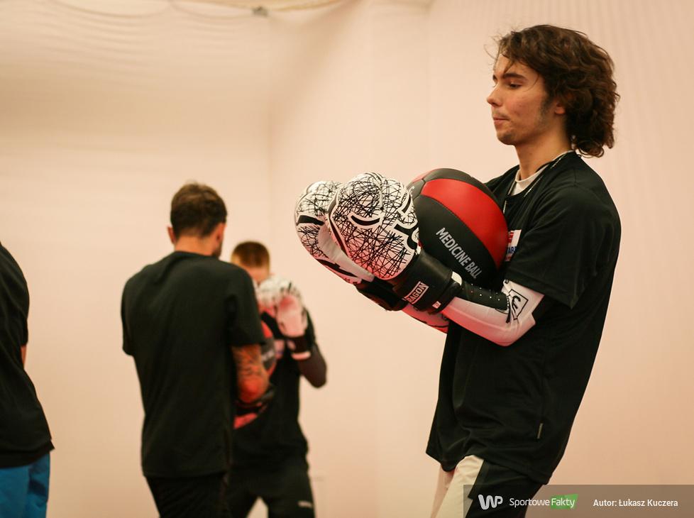 Zimowe treningi Betardu Sparty Wrocław (galeria)