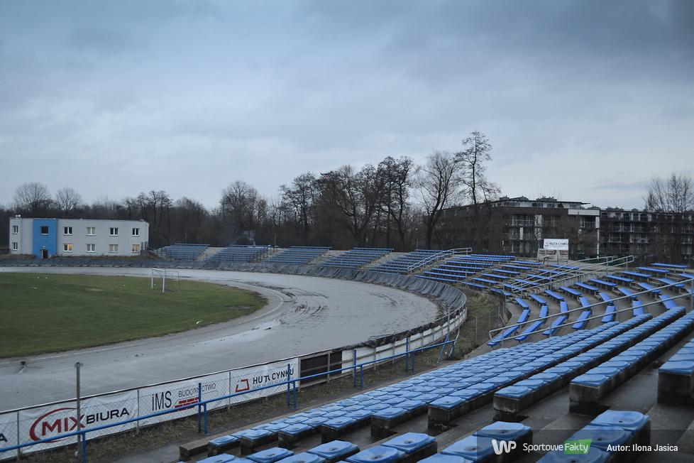 Prace modernizacyjne na stadionie Wandy Kraków (galeria)