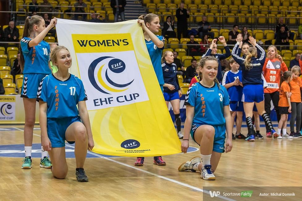 Puchar EHF: GTPR Gdynia - Byasen Handball Elite Trondheim 22:24 (galeria)