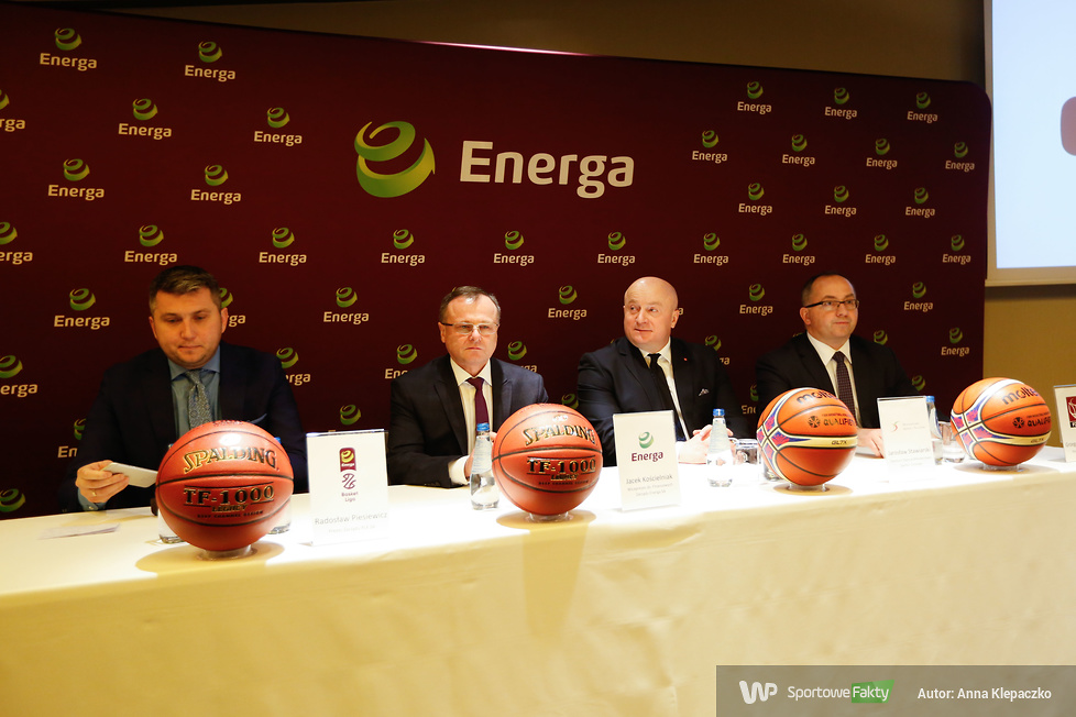 Konferencja prasowa Energa Basket Ligi (galeria)
