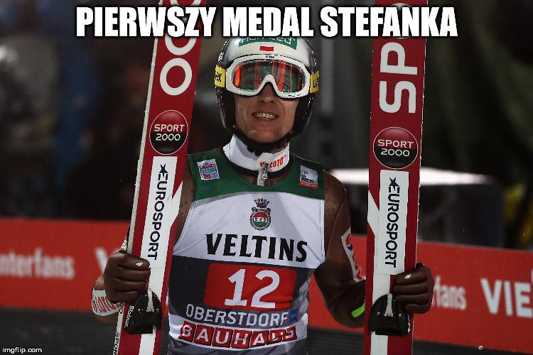 Norweski superman i polscy bohaterowie - memy po konkursie drużynowym MŚ w lotach (galeria)