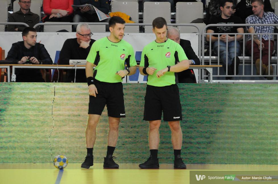 Energa AZS Koszalin - Korona Handball Kielce 40:29 (galeria)