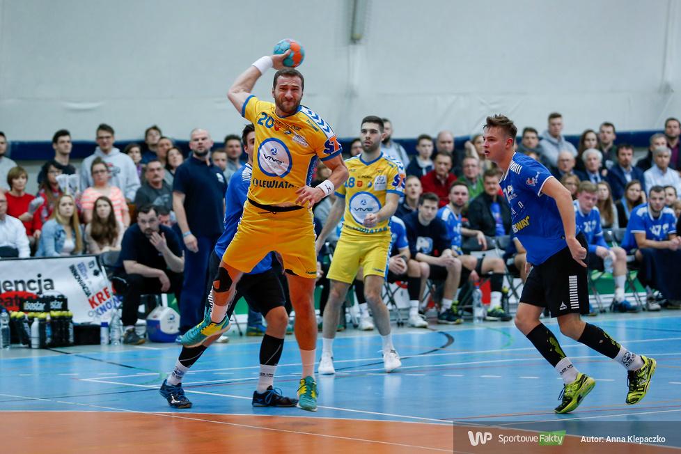 Puchar Polski: AZS UW Warszawa - PGE Vive Kielce 27:42 (galeria)