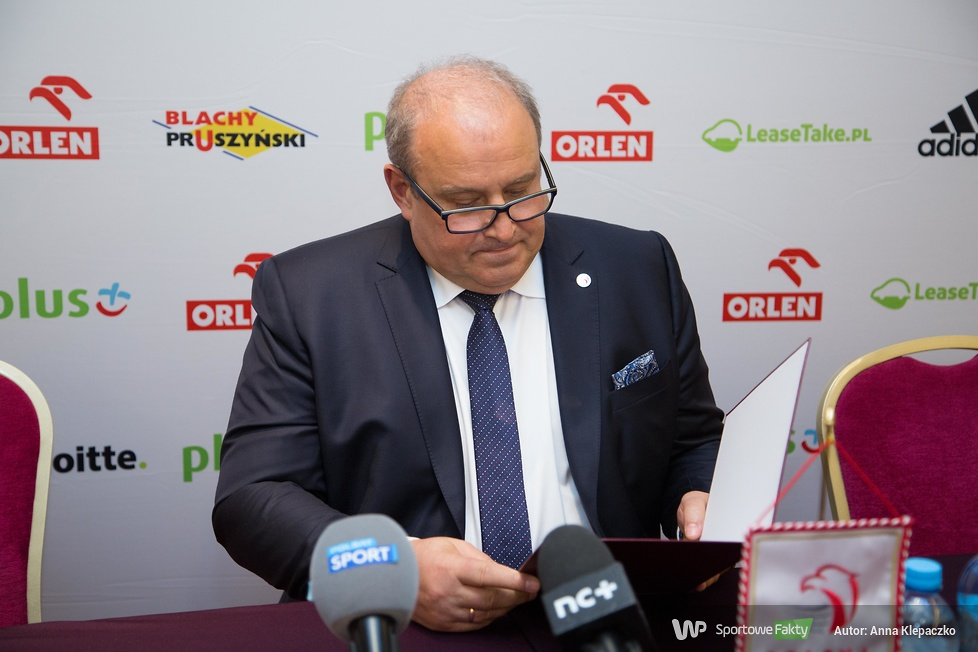 Vital Heynen oficjalnie trenerem reprezentacji Polski (galeria)