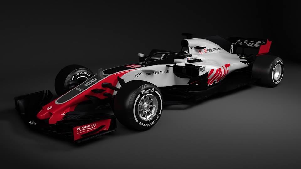 Fot. Haas F1 Team...