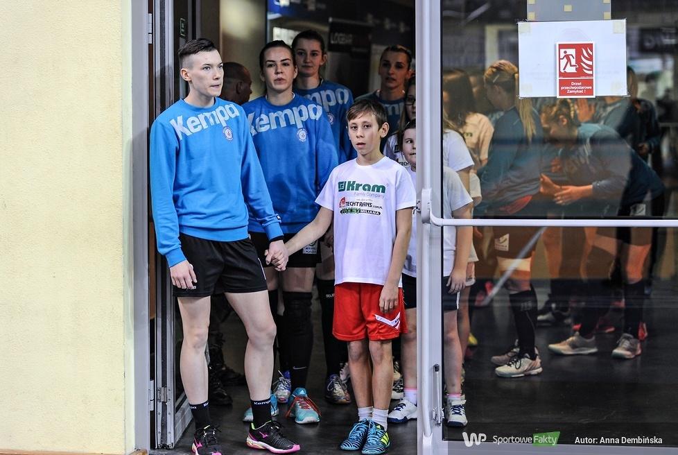 Kram Start Elbląg - Korona Handball Kielce 38:29 (galeria)