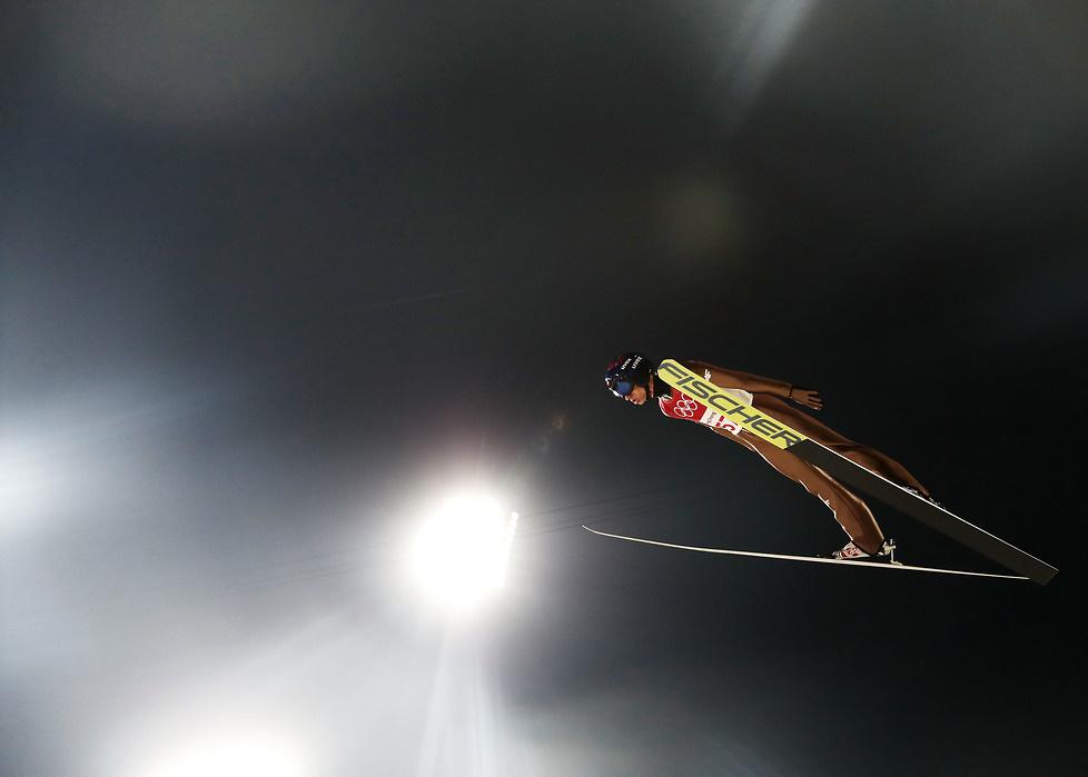 Stoch bez błysku, świetny Johansson. Kwalifikacje na dużej skoczni padły łupem Norwegów (galeria)