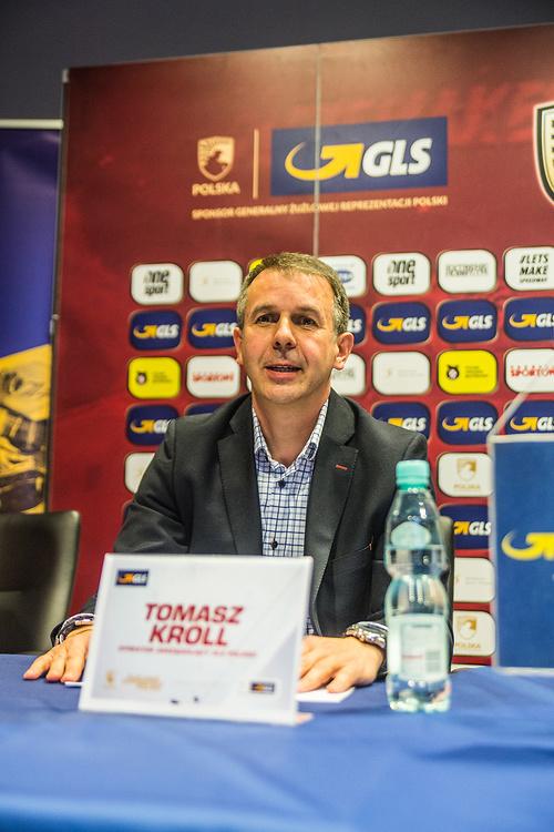 Tomasz Kroll, dyrektor zarządzający GLS Poland....