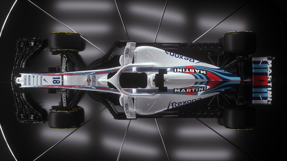 Znamy szczegóły FW41. Takim samochodem pojedzie Robert Kubica (galeria)