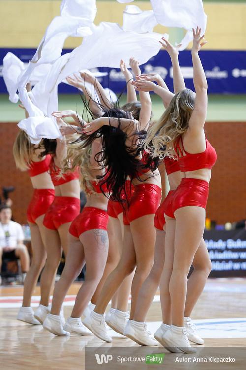 Cheerleaders Wrocław w półfinałach Pucharu Polski (galeria)