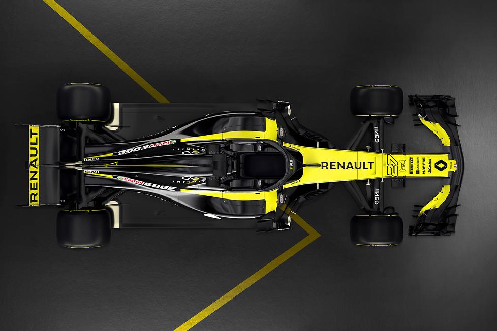 R.S.18 ma zbliżyć Renault do czołówki (galeria)