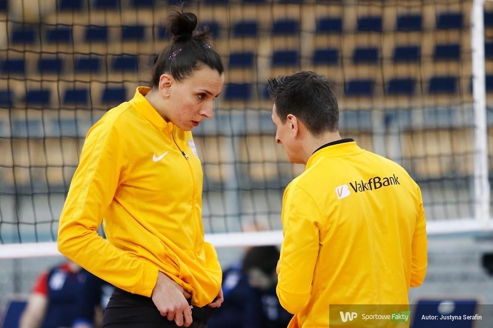 Liga Mistrzyń: Grot Budowlani Łódź - VakifBank Stambuł 0:3 (galeria)