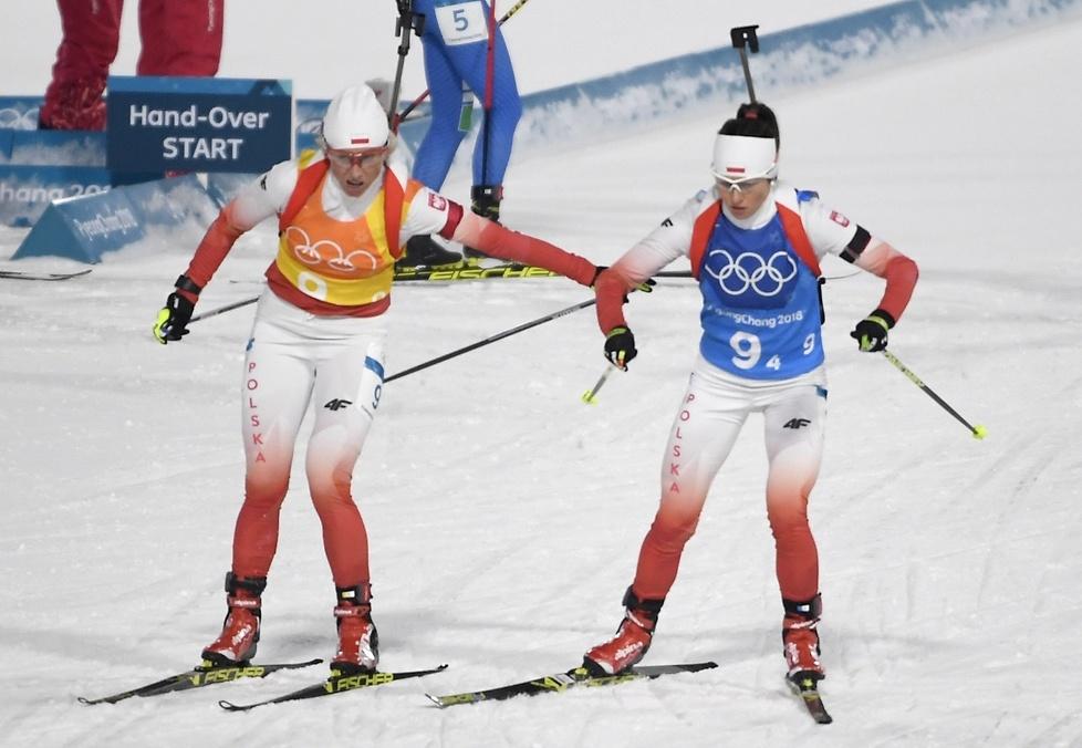 Ogromny zawód z powodu straconej szansy medalowej. Zobacz dramat polskich biatlonistek w Pjongczangu (galeria)