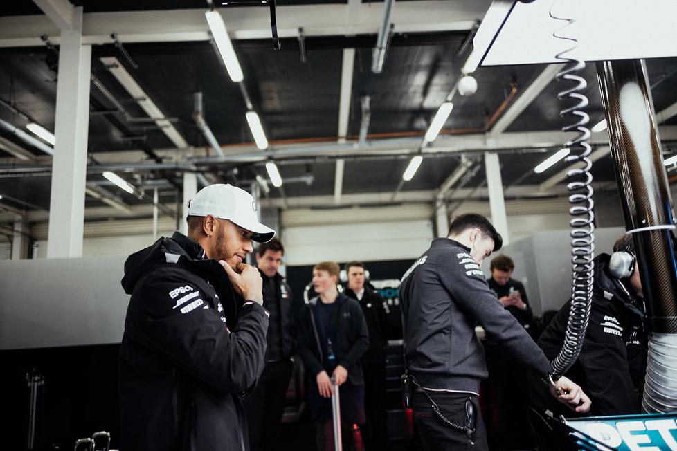 Fot. Mercedes AMG Petronas F1 | Daimler Media...